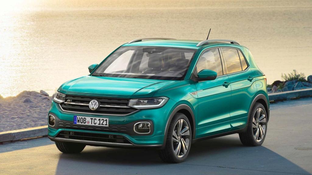 VW T-Cross europeu ganha motor 1.5 TSI e promete consumo de 19,2 km/l 2019-v66