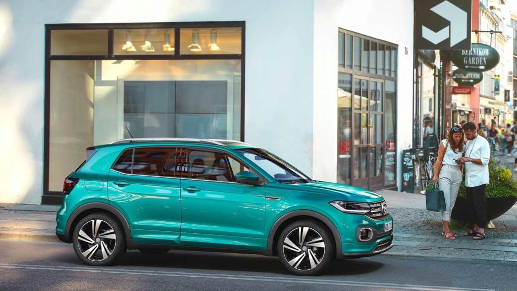 VW T-Cross europeu ganha motor 1.5 TSI e promete consumo de 19,2 km/l 2019-v68