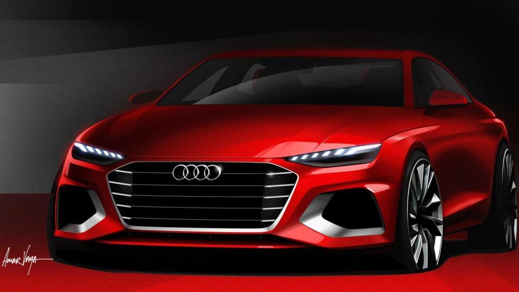 Audi considerou fazer o novo A4 com a plataforma do Jetta 2020-a10