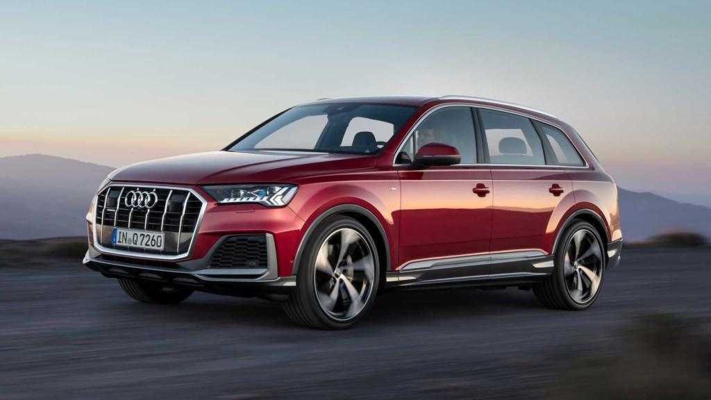 Audi Q7 renovado chegará ao Brasil no segundo semestre de 2020 2020-a24