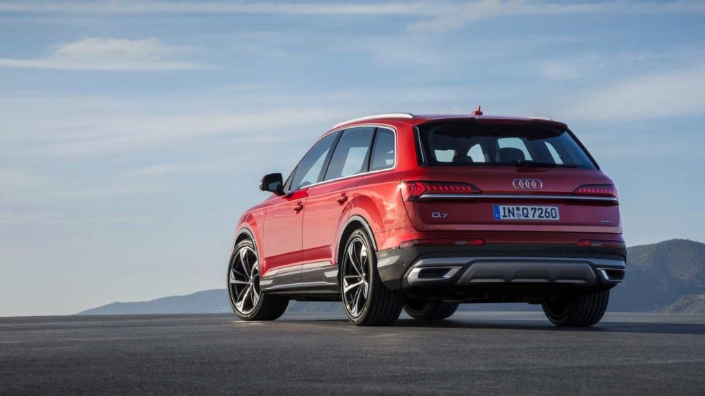 Audi Q7 renovado chegará ao Brasil no segundo semestre de 2020 2020-a25