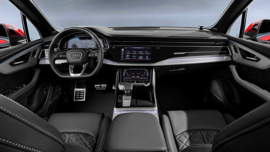 Audi Q7 renovado chegará ao Brasil no segundo semestre de 2020 2020-a26