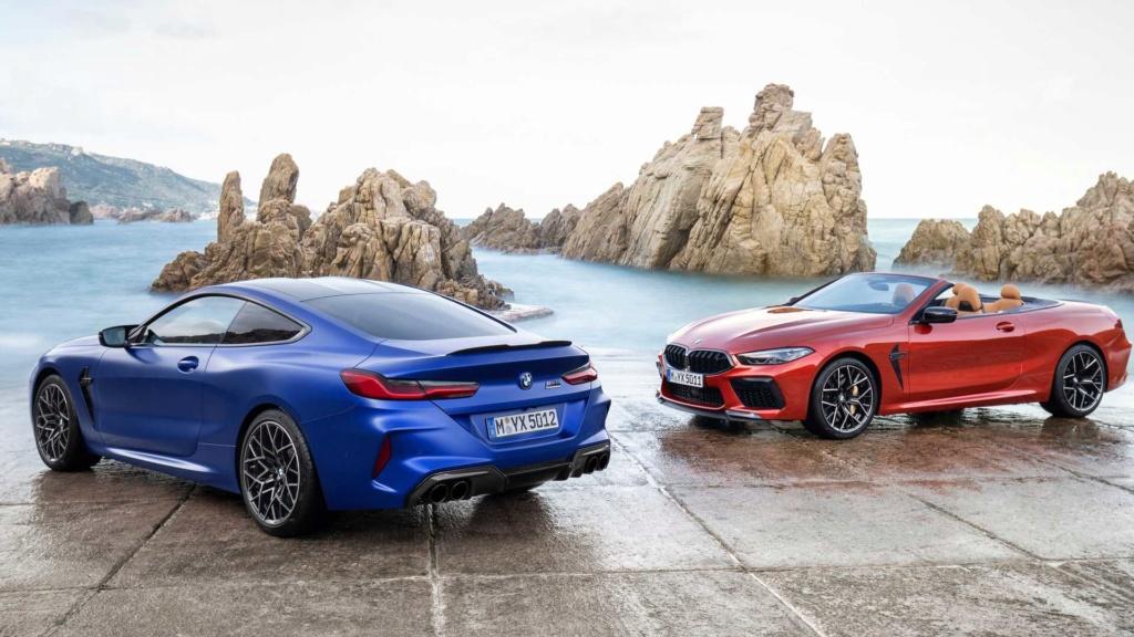 BMW M8 é o gran turismo esportivo que esperávamos há 30 anos 2020-b27