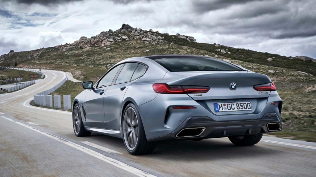 BMW Série 8 Gran Coupé 2020 combina design e luxo com até 530 cv 2020-b28