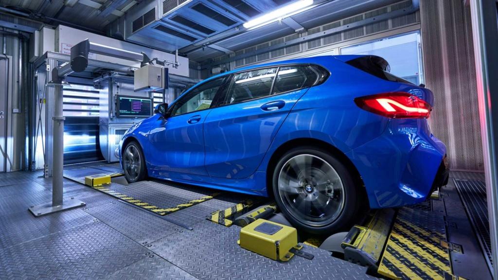 BMW inicia produção do Série 1 2020, o primeiro com tração dianteira 2020-b29