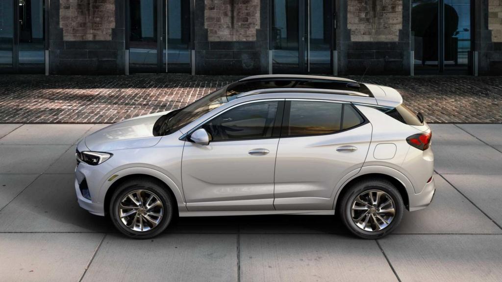 Buick Encore GX testará gosto dos americanos por motores 3-cilindros 2020-b37