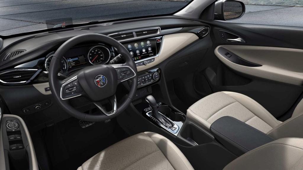 Buick Encore GX testará gosto dos americanos por motores 3-cilindros 2020-b40