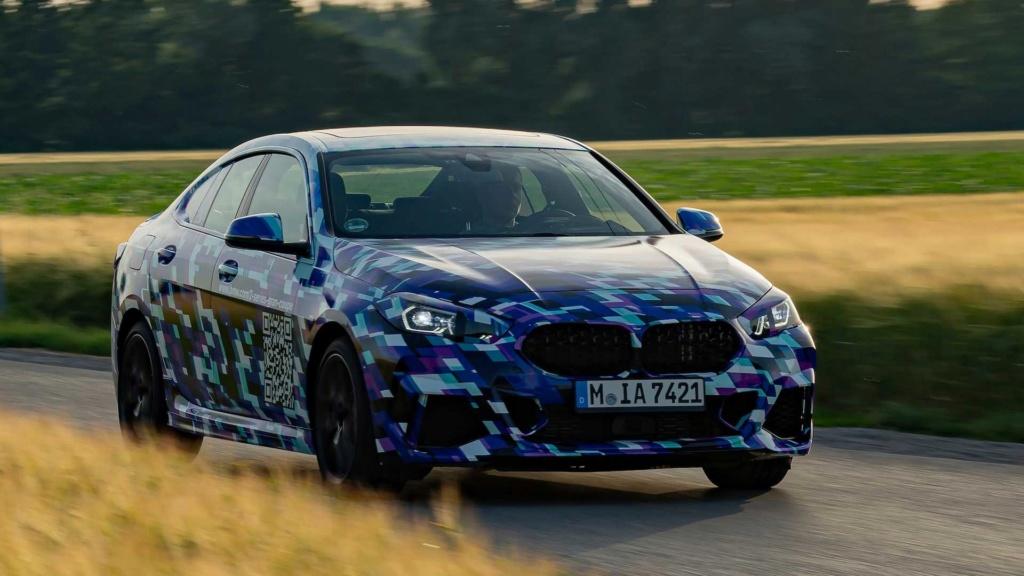 BMW Série 2 Gran Coupe virá ao Brasil em 2020 para enfrentar o Classe A Sedan 2020-b42