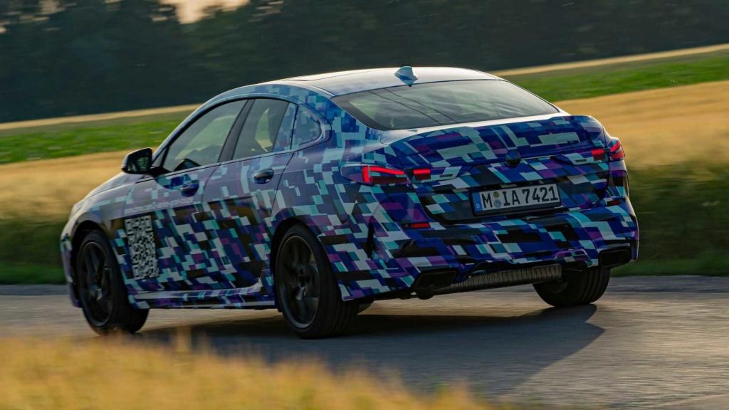 BMW Série 2 Gran Coupe virá ao Brasil em 2020 para enfrentar o Classe A Sedan 2020-b43