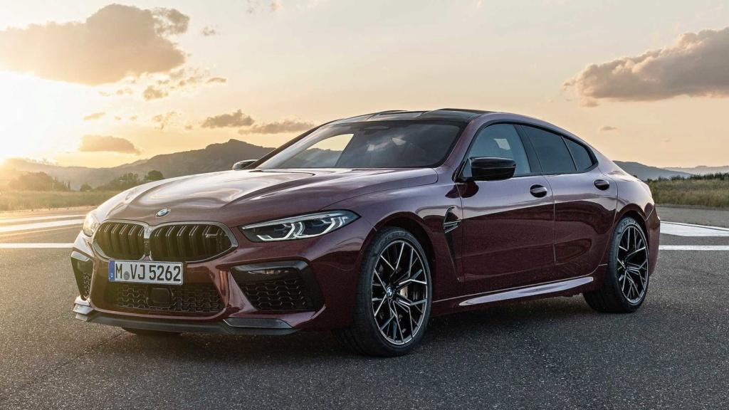 BMW M8 Gran Coupe é revelado com até 625 cv 2020-b53