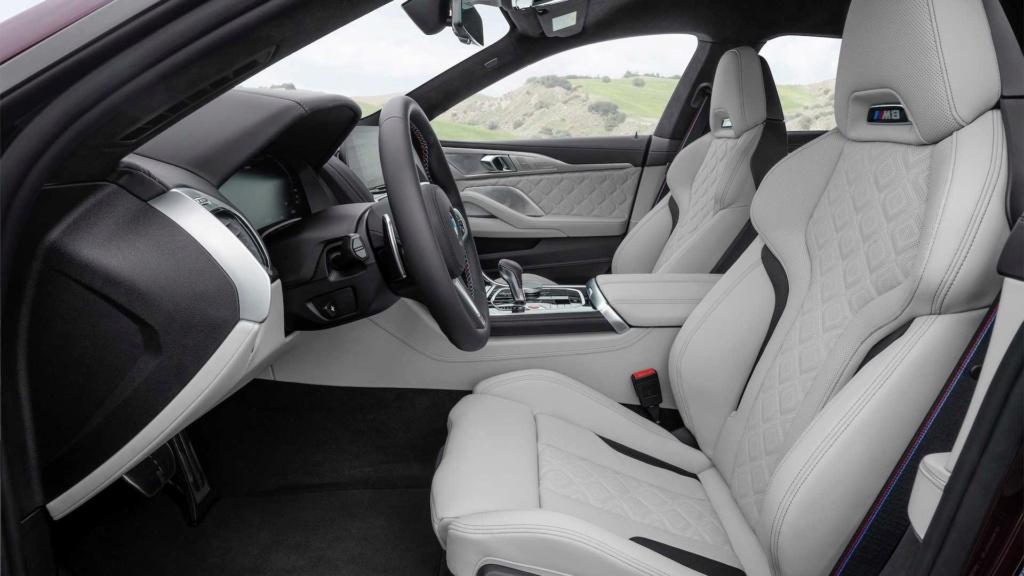BMW M8 Gran Coupe é revelado com até 625 cv 2020-b56