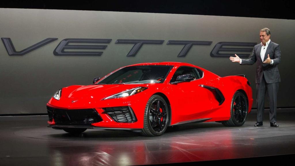Chevrolet Corvette 2020 estreia com motor central de mais de 500 cv 2020-c15