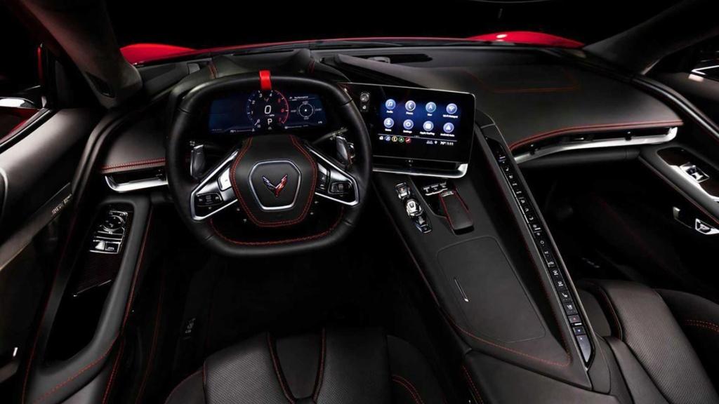 Chevrolet Corvette 2020 estreia com motor central de mais de 500 cv 2020-c17