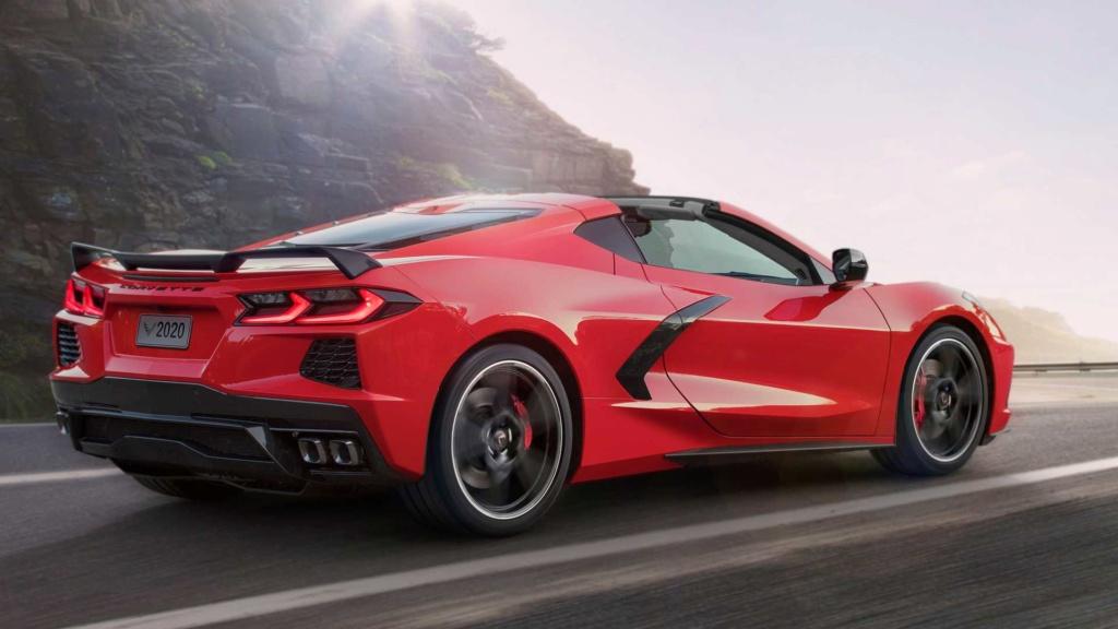 Corvette C8 já acumula 8 reservas no Brasil, mesmo sem preço definido 2020-c20