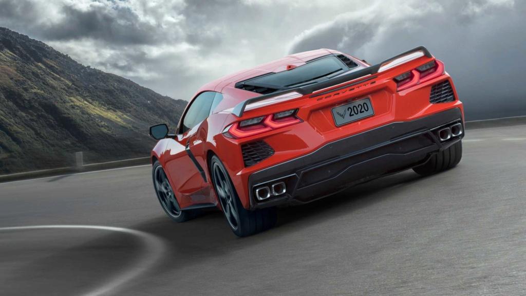 Corvette C8 já acumula 8 reservas no Brasil, mesmo sem preço definido 2020-c21
