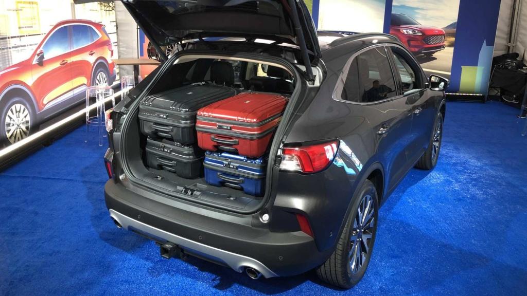 Lançamento: Novo Ford Escape 2020: SUV do Focus é revelado e pode vir ao Brasil desafiar o Compass 2020-f14