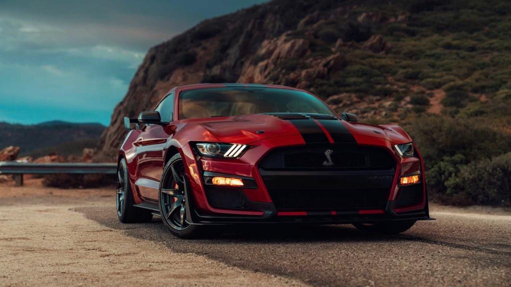 Mustang Shelby GT500 2020 é apresentado com motor V8 de 771 cv 2020-f15