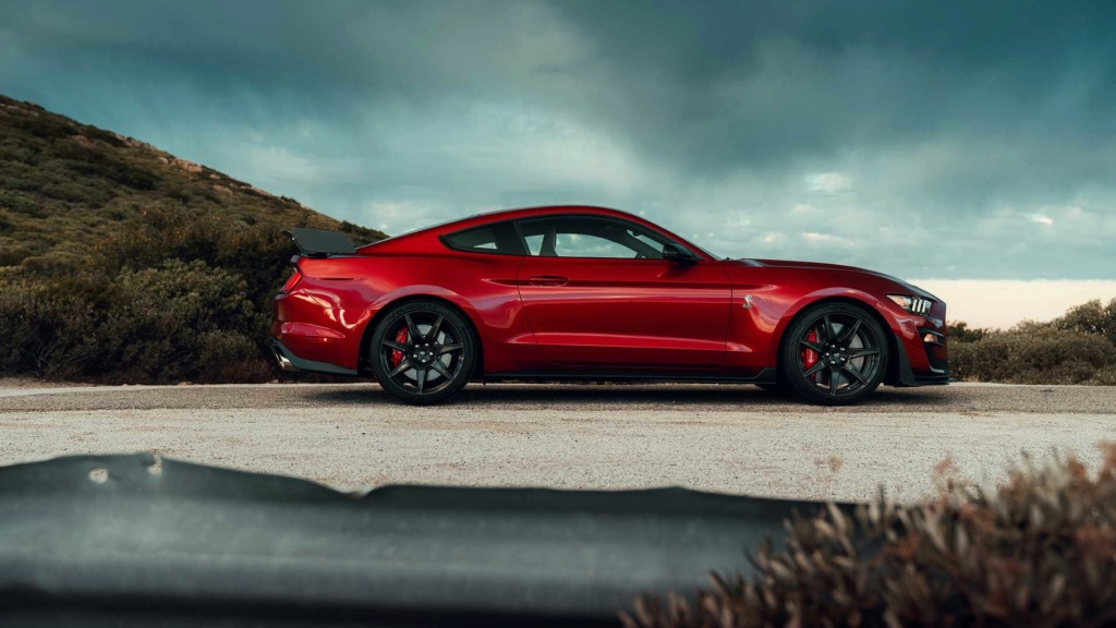 Mustang Shelby GT500 2020 é apresentado com motor V8 de 771 cv 2020-f17