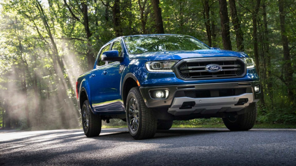 Ford Ranger fica mais robusta nos EUA com FX2 Package 2020-f22