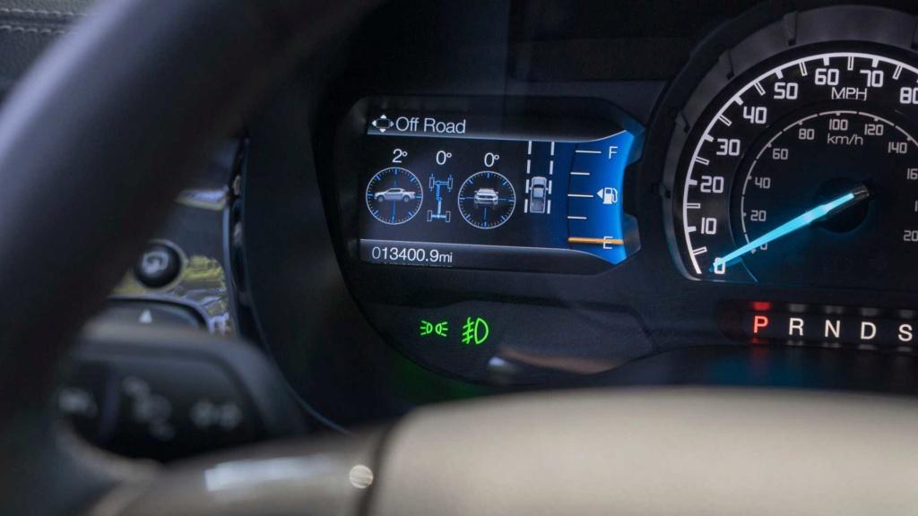 Ford Ranger fica mais robusta nos EUA com FX2 Package 2020-f23