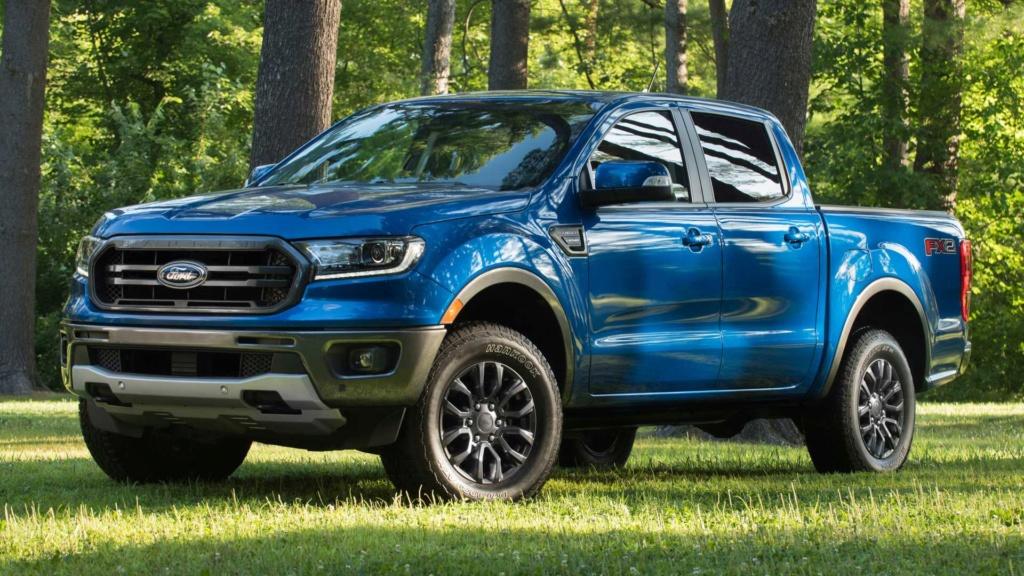 Ford Ranger fica mais robusta nos EUA com FX2 Package 2020-f24