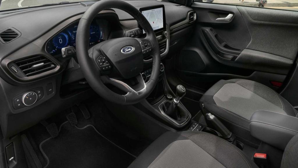 Ford Puma 2020 é revelado agora na versão Titanium X 2020-f31