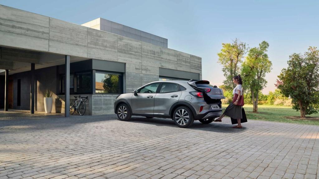 Ford Puma 2020 é revelado agora na versão Titanium X 2020-f32
