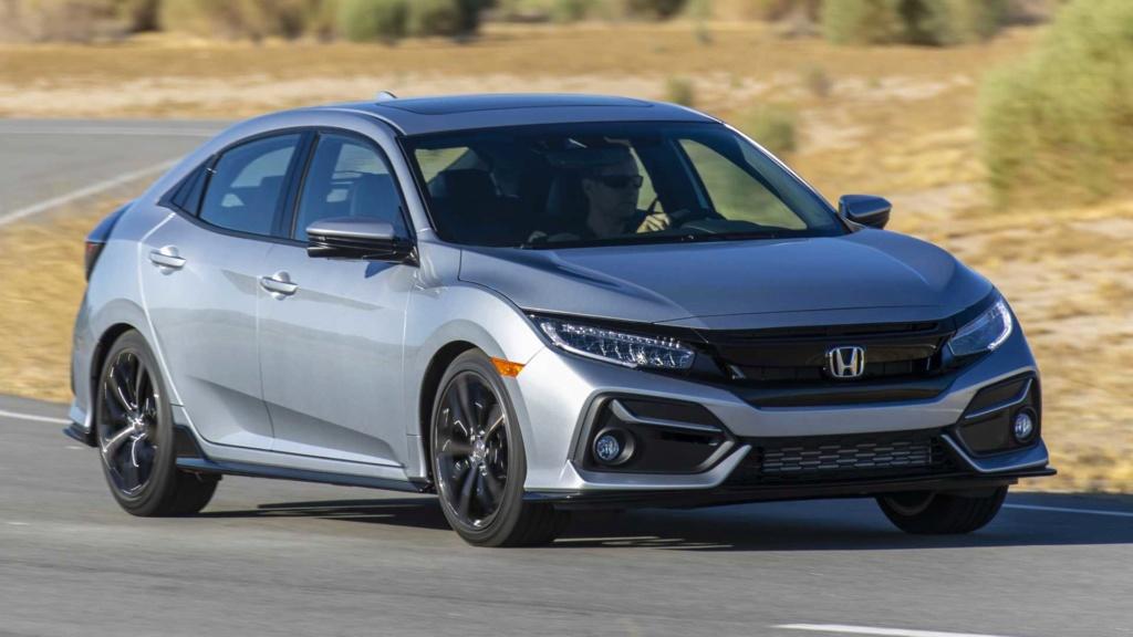 Honda Civic resiste aos SUVs e picapes com vendas crescentes nos EUA 2020-h19