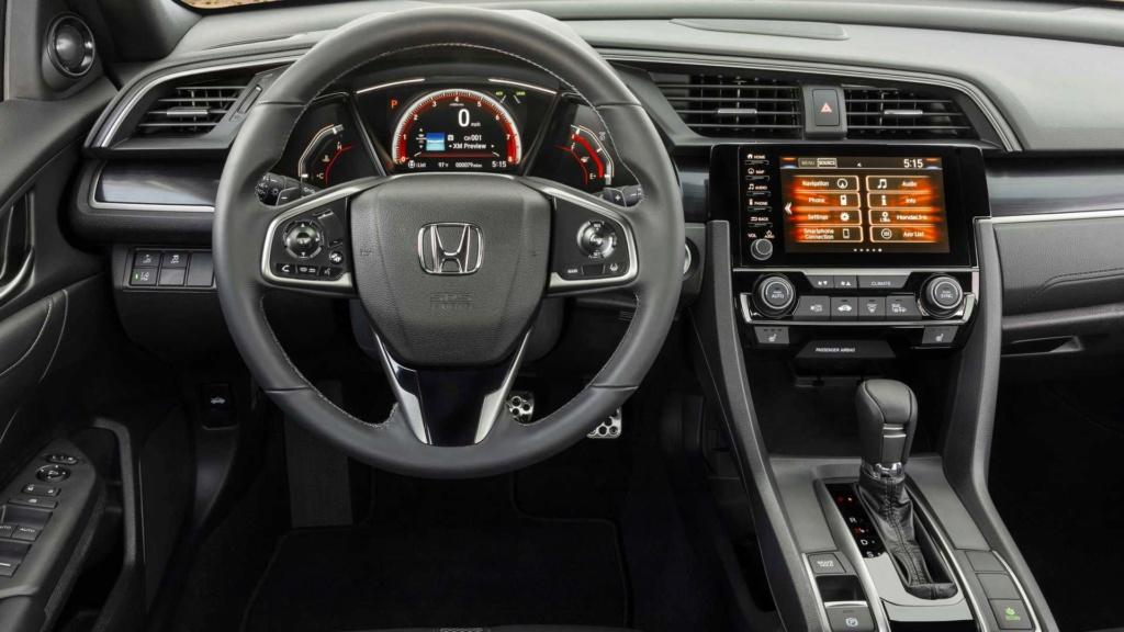 Honda Civic resiste aos SUVs e picapes com vendas crescentes nos EUA 2020-h21