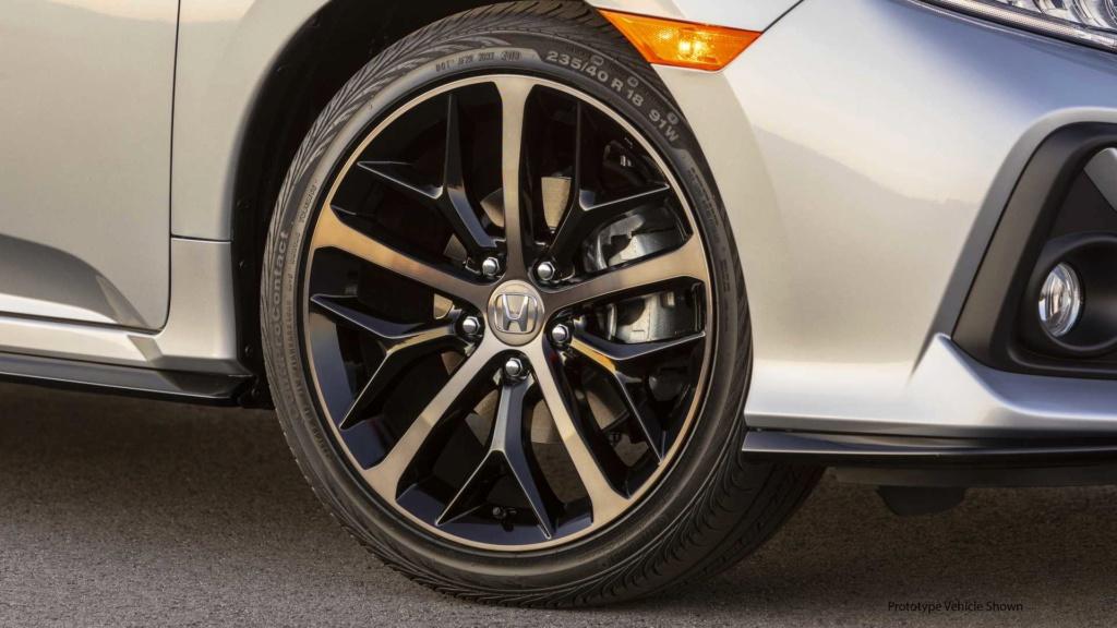 Honda Civic resiste aos SUVs e picapes com vendas crescentes nos EUA 2020-h23