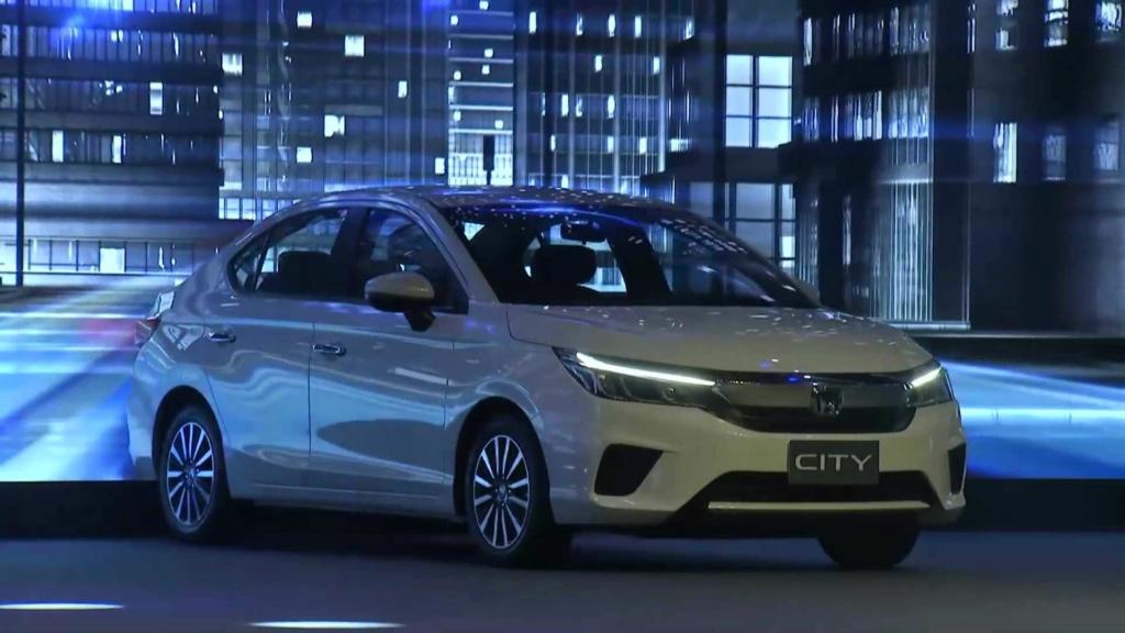 Novo Honda City estreia com motor 1.0 turbo que faz até 23,8 km/litro 2020-h30