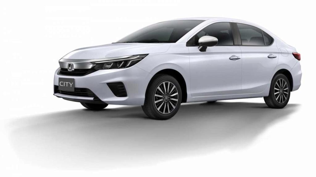 Novo Honda City estreia com motor 1.0 turbo que faz até 23,8 km/litro 2020-h31