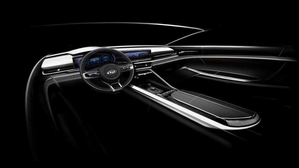 Novo Kia Optima 2020 aposta no design para subir de nível 2020-k10