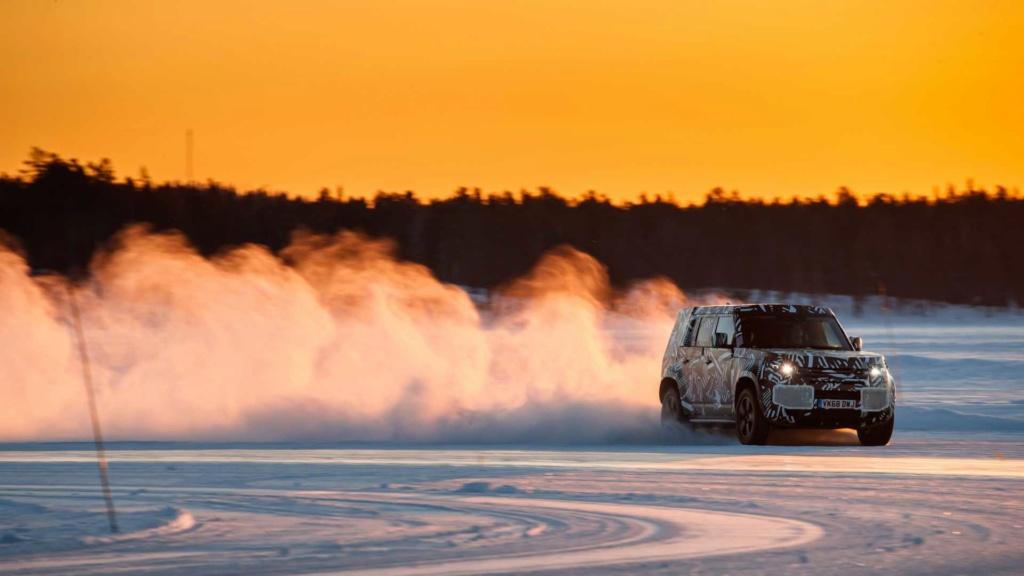 Novo Land Rover Defender já rodou 1,2 milhão de km em testes 2020-l11