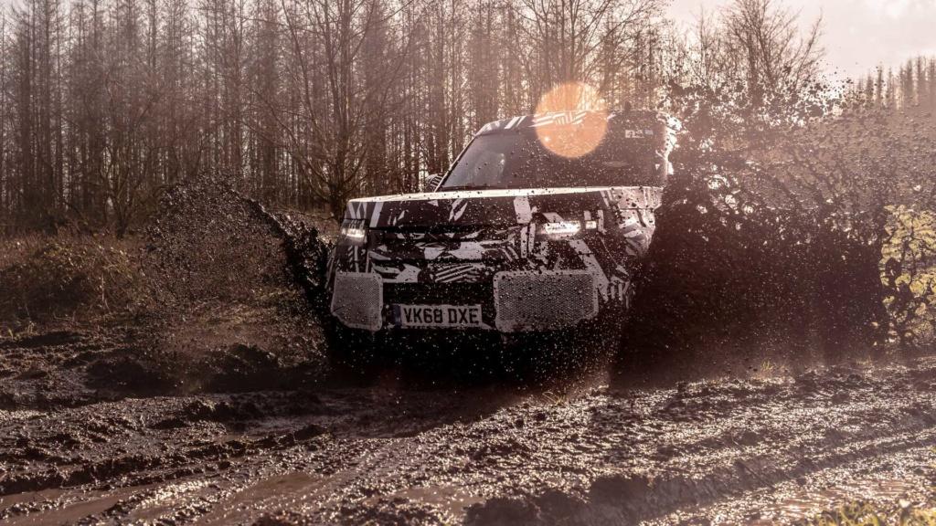 Novo Land Rover Defender já rodou 1,2 milhão de km em testes 2020-l14