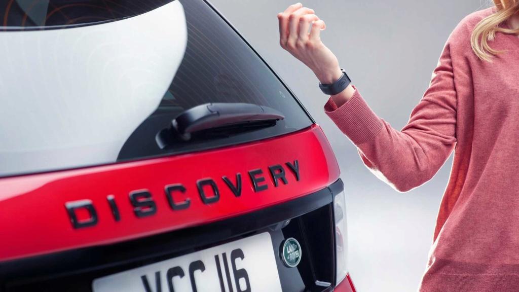 Land Rover Discovery Sport muda visual e ganha versão híbrida 2020-l21