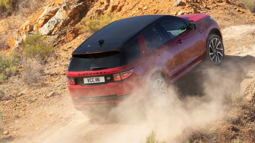 Land Rover Discovery Sport muda visual e ganha versão híbrida 2020-l23