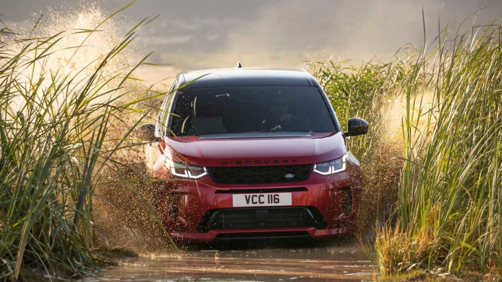 Land Rover Discovery Sport muda visual e ganha versão híbrida 2020-l24