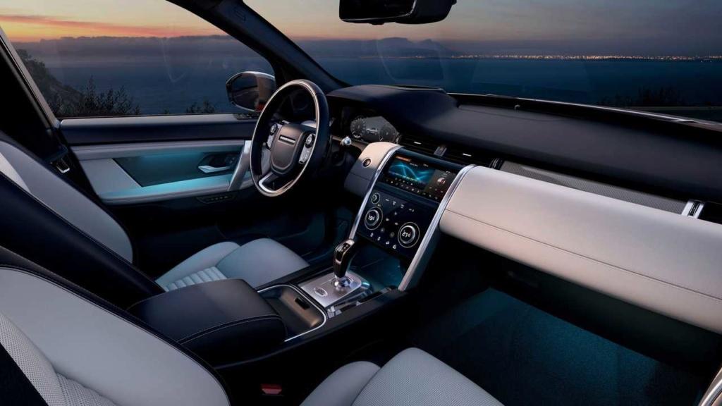 Land Rover Discovery Sport muda visual e ganha versão híbrida 2020-l25