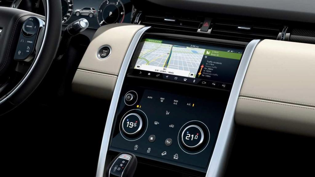 Land Rover Discovery Sport muda visual e ganha versão híbrida 2020-l26