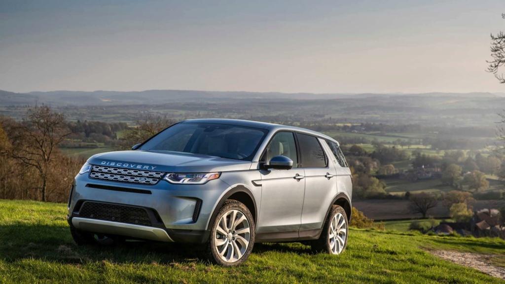 Land Rover Discovery Sport nacional será renovado no início de 2020 2020-l54