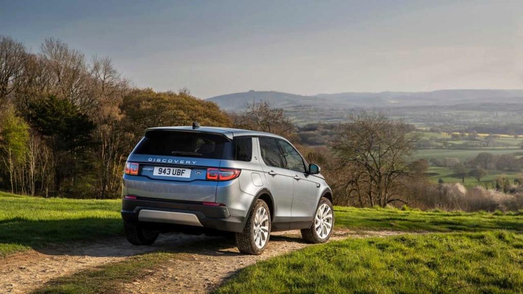 Land Rover Discovery Sport nacional será renovado no início de 2020 2020-l55