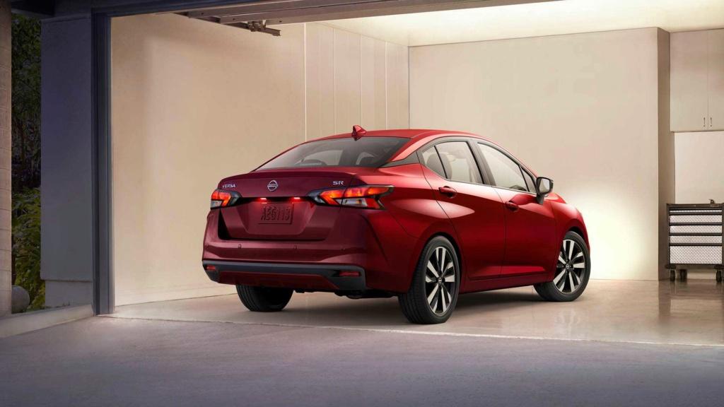 """Novo Nissan Versa se torna o """"Kicks sedã"""" e chega ao Brasil em 2020 2020-n19"""