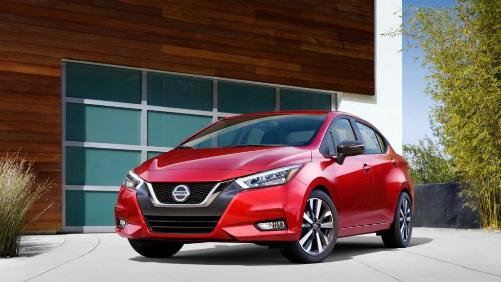 Esperado o Brasil, novo Nissan Versa estreia mais caro nos EUA 2020-n23