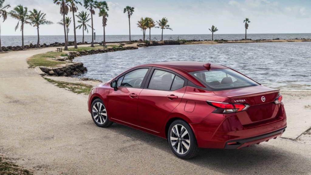 Esperado o Brasil, novo Nissan Versa estreia mais caro nos EUA 2020-n24