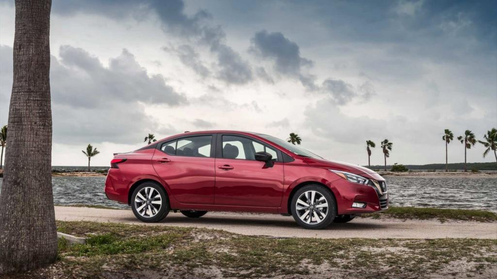 Esperado o Brasil, novo Nissan Versa estreia mais caro nos EUA 2020-n25