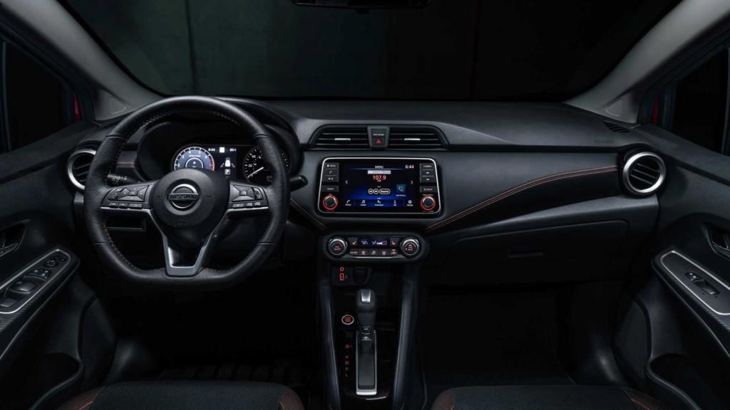 Esperado o Brasil, novo Nissan Versa estreia mais caro nos EUA 2020-n26