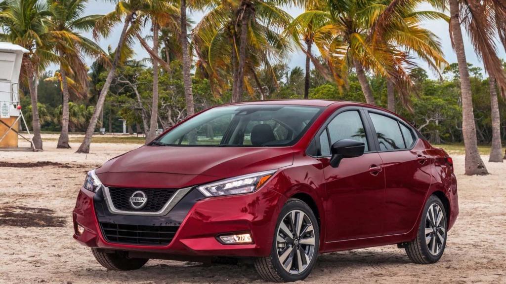 Esperado o Brasil, novo Nissan Versa estreia mais caro nos EUA 2020-n28
