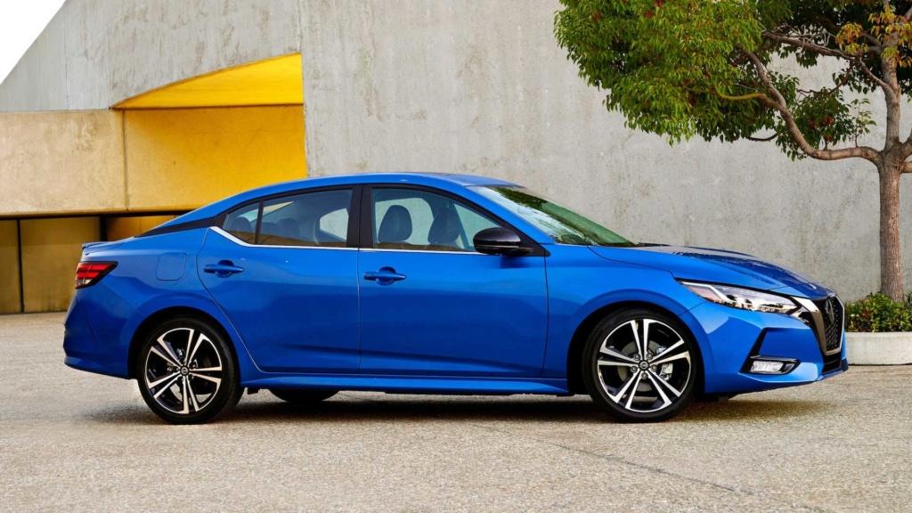 Novo Nissan Sentra estreia nos EUA mais caro que o VW Jetta 2020-n31