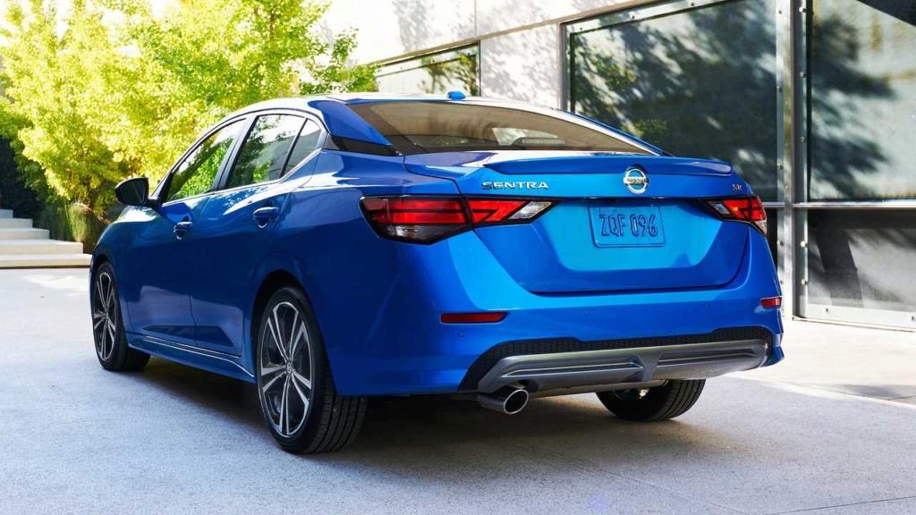 Novo Nissan Sentra estreia nos EUA mais caro que o VW Jetta 2020-n32